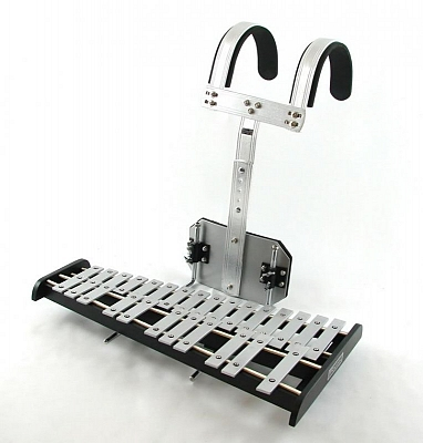Trixon Marching Glockenspiel 2 2/3 Octave 32 Note