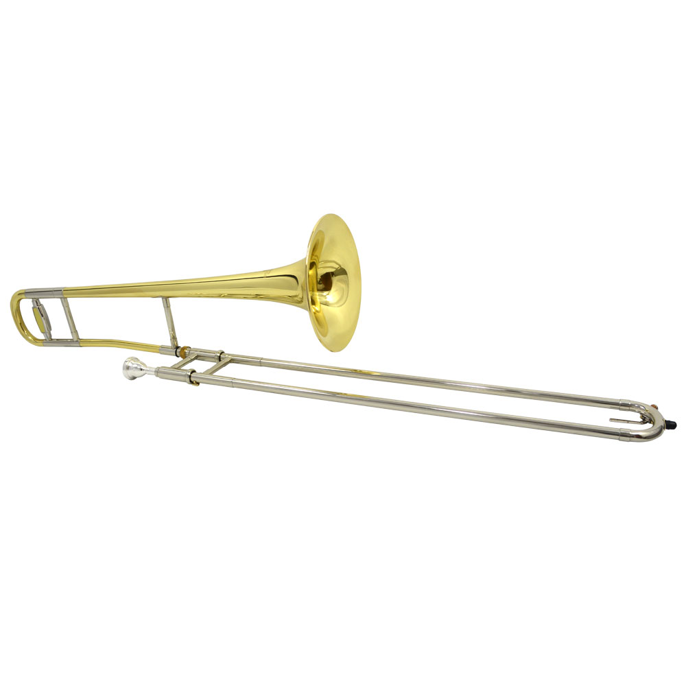 Schiller American Heritage Classic Trombone - Gold Lacquer
