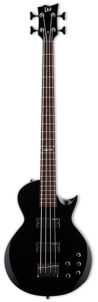 ESP LTD EC-154 Black Bass Guitar