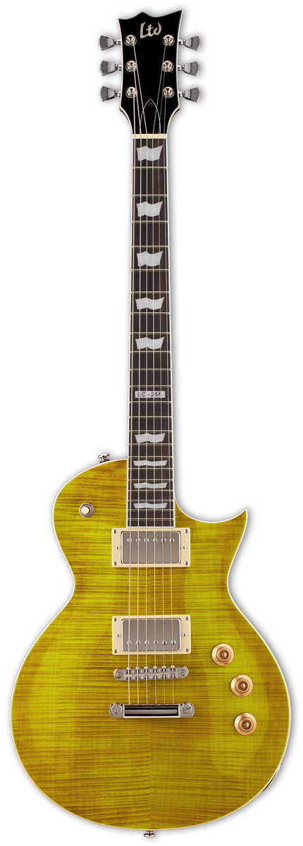 ESP LTD EC-256FM Lemon Burst Electric Guitar