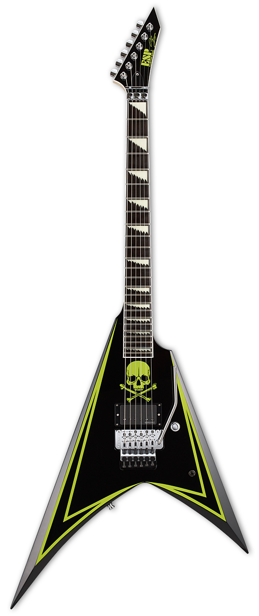 ESP Signature Series Alexi Laiho Greeny