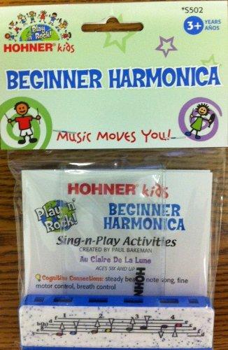 Hohner S502 Beginner Harmonica