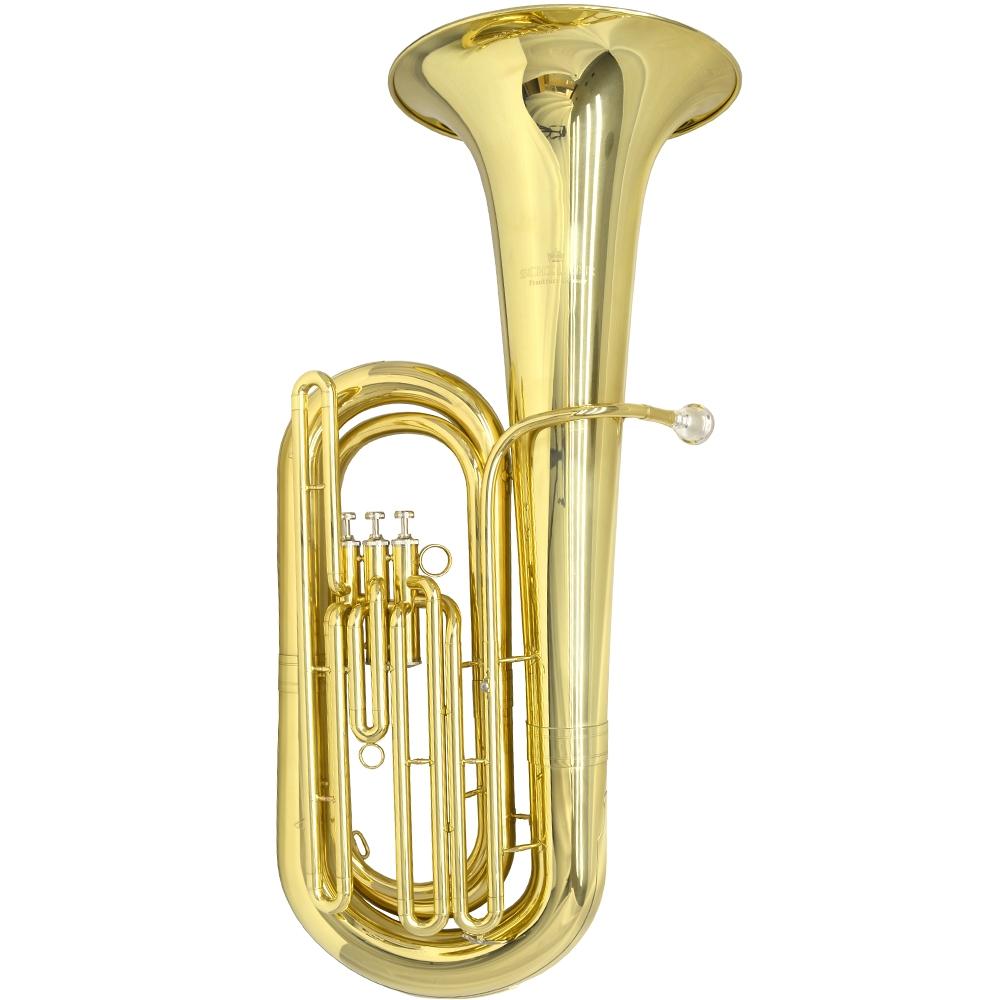 Schiller American Heritage 3 Valve Piston Upright Tuba