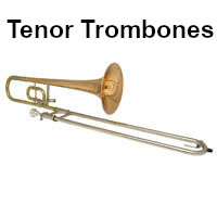 shop tenor trombones