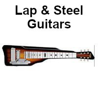 shop lap and steel guitars