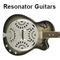 shop resonator guitars