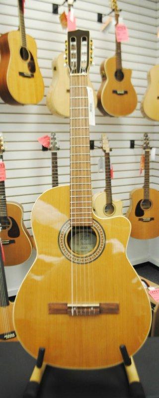 La Patrie Concert CW Classical Guitar