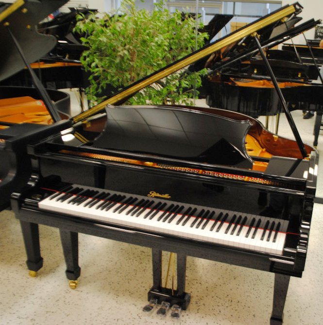 Ritmuller Grand Piano - Ebony Polish