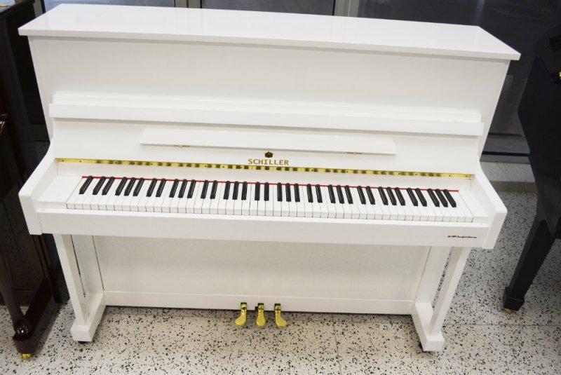 Schiller Upright Piano 47