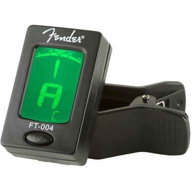 FENDER® FT-004 CLIP-ON CHROMATIC TUNER