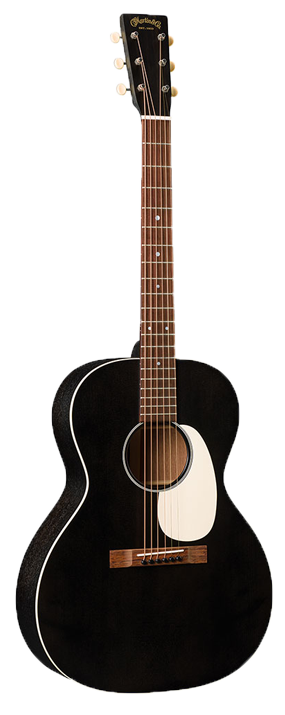 Martin 00L-17E Black Smoke Acoustic Guitar