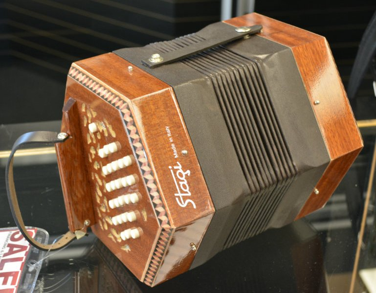 Stagi Hayden Duet Concertina Available to ship May 10th 2019