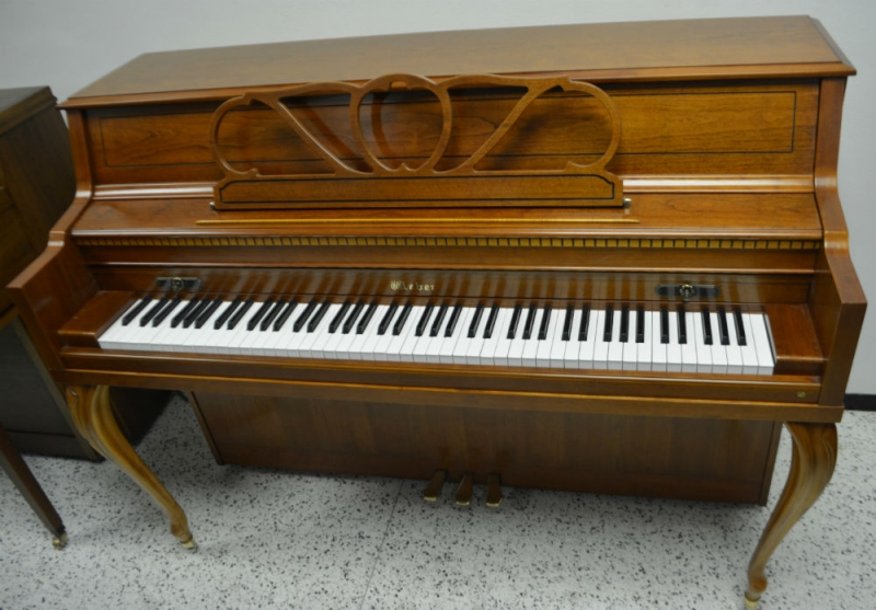 Weber Decorator Console Piano