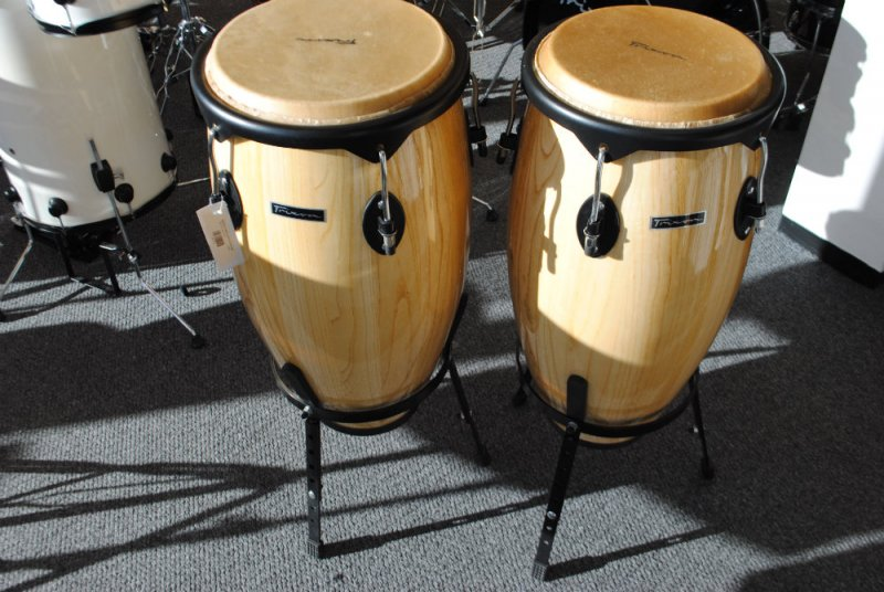 Trixon Conga Set with Stands
