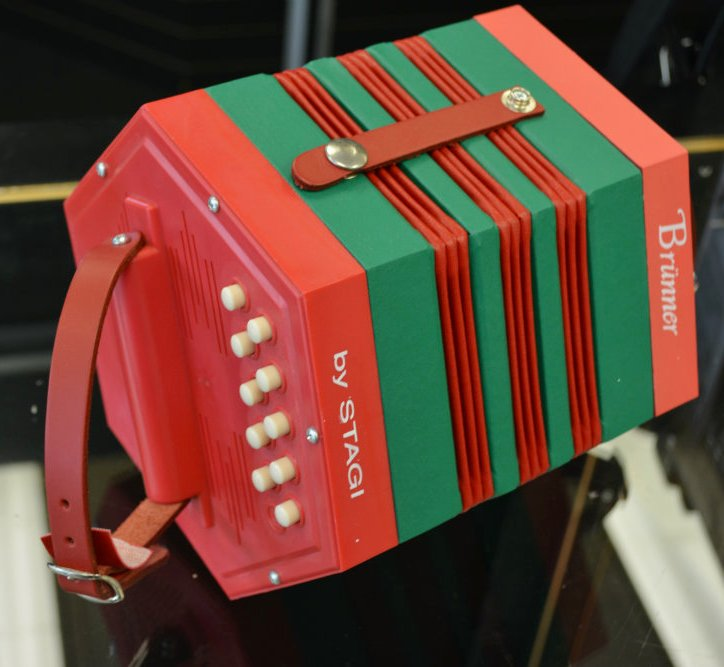 Stagi PL-42 Concertina