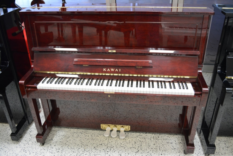 Kawai Upright Piano >> Kawai Mahogany Upright Piano Jim Laabs Music Store