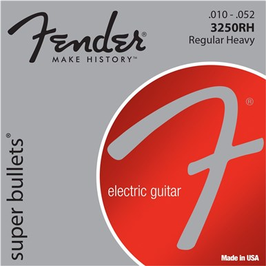 FENDER® 3250 SUPER BULLETS® .010-.052 - 3250RH