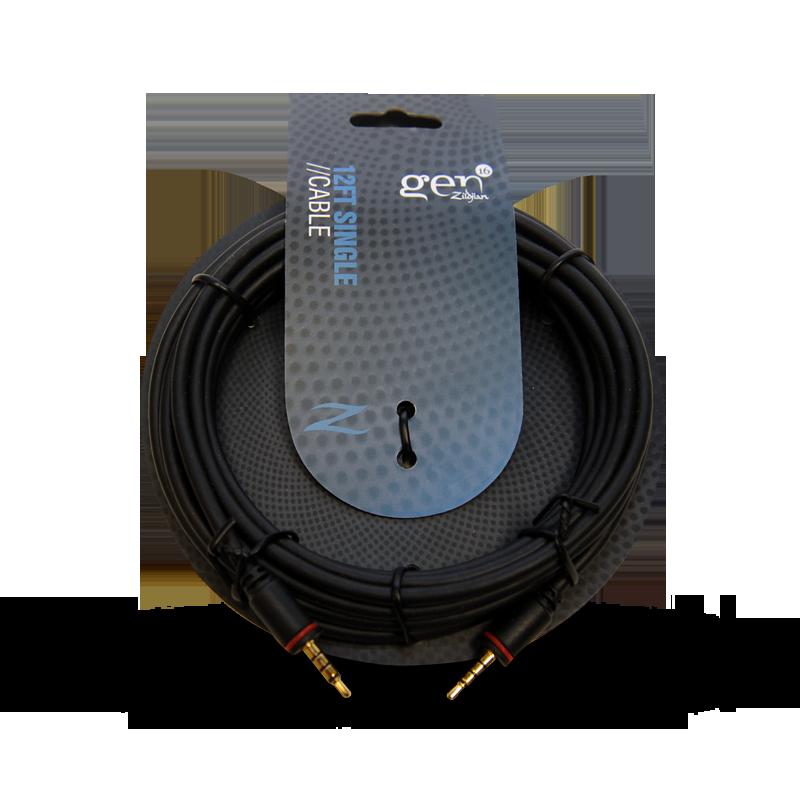 Zildjian Gen16 Single 12 ft. Cymbal Cable