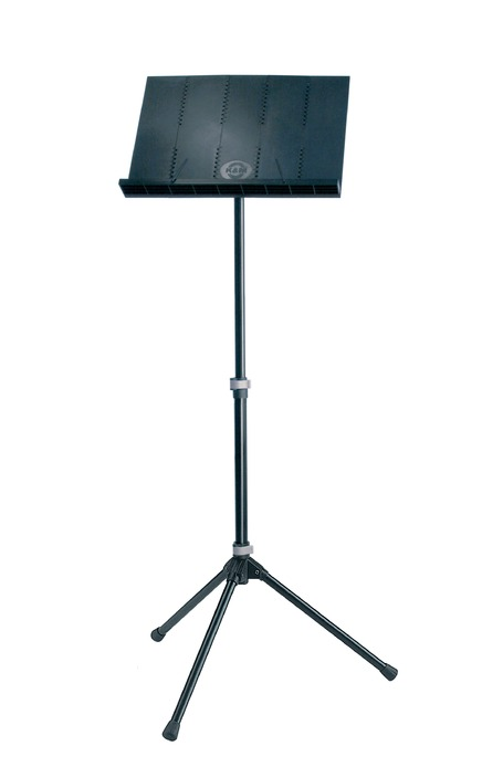 Konig & Meyer 12120 Orchestra Music Stand - Black
