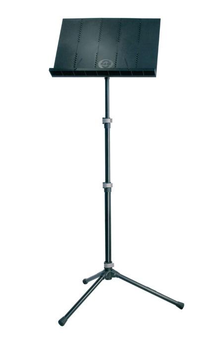 Konig & Meyer 12125 Orchestra Music Stand - Black