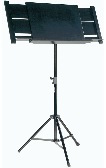 Konig & Meyer 12342 Orchestra Conductor Stand - Black