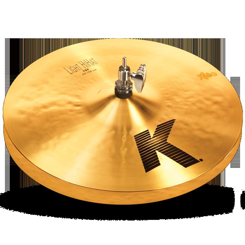 """Zildjian 14"""" K Light Hihat - Bottom"""