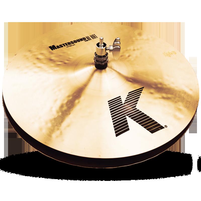 """Zildjian 14"""" K Mastersound HiHats - Pair"""