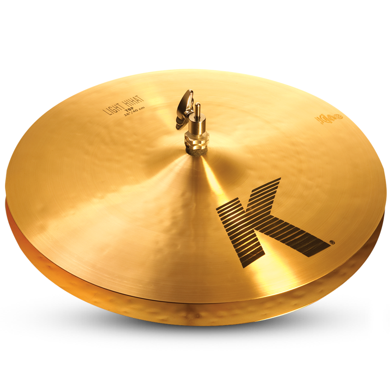 "Zildjian 16"" K Light HiHats - Pair"