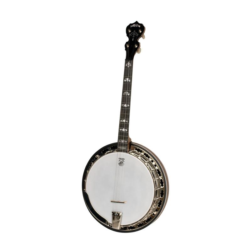 Deering Sierra™ 17-Fret Tenor Banjo