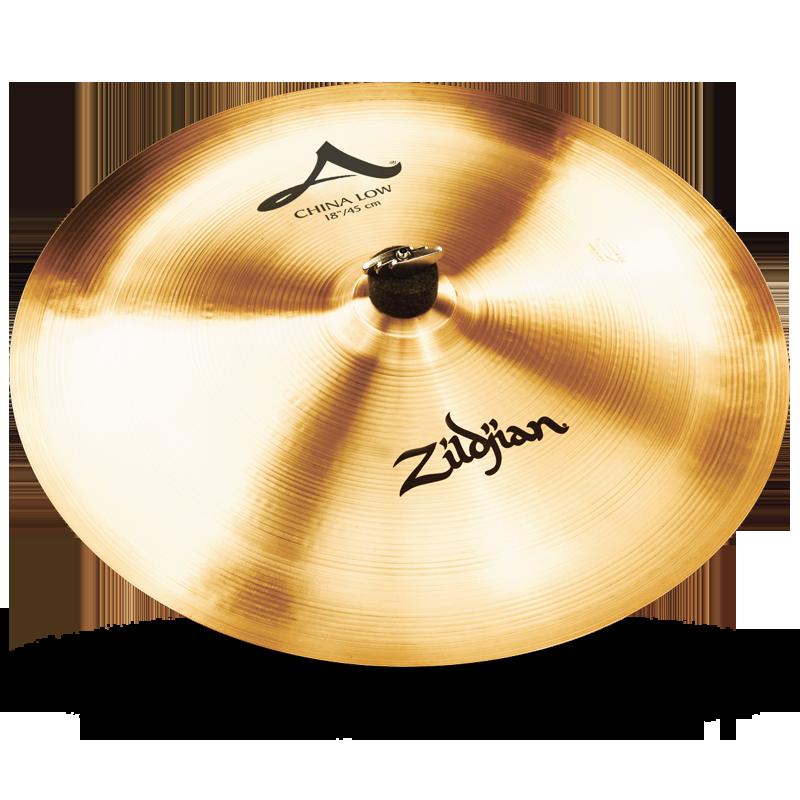 """Zildjian 18"""" A Zildjian China Low"""