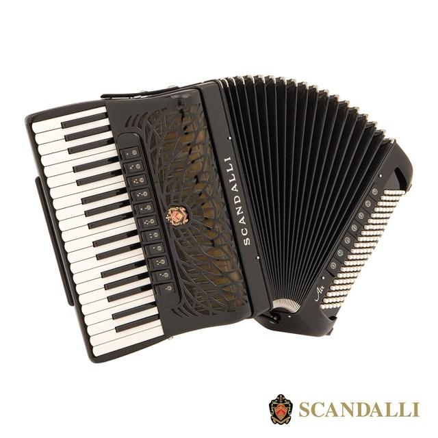 Scandalli Air III 120 Bass Piano Accordion