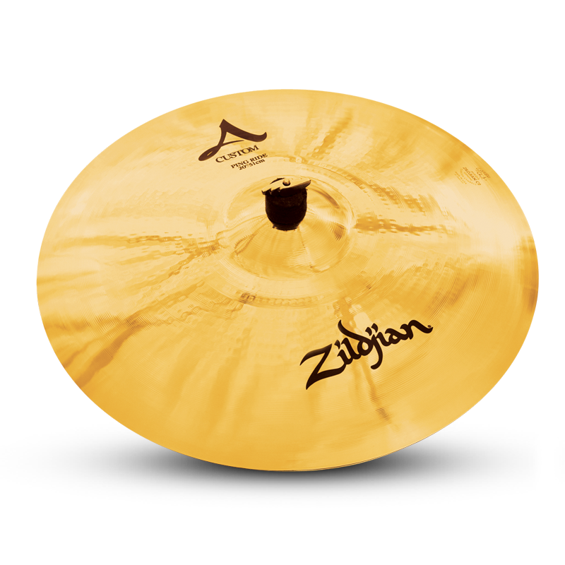 "Zildjian 20"" A Custom Ping Ride"