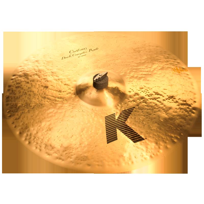 "Zildjian 20"" K Custom Dark Complex Ride"