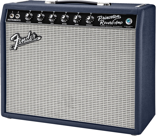 Fender Limited Edition '65 Princeton® Reverb - Navy