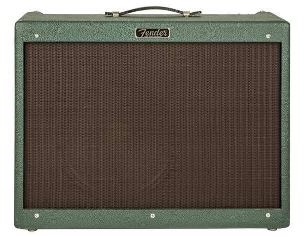 Fender Limited Edition Deluxe Emerald Oxblood Cannabis
