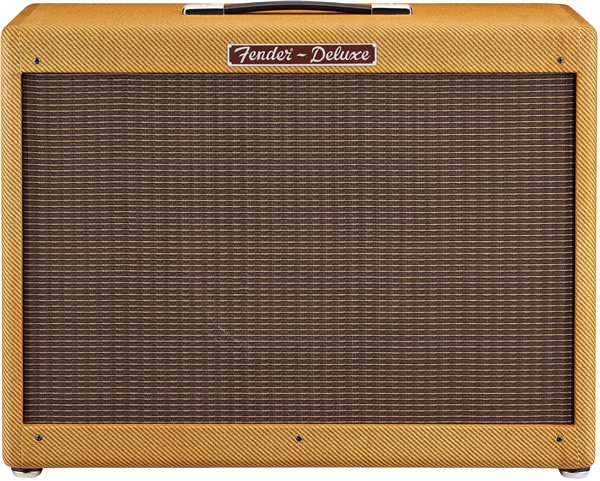 Fender Hot Rod Deluxe™ 112 Enclosure - Lacquered Tweed