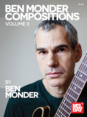 Ben Monder Compositions, Volume II Book