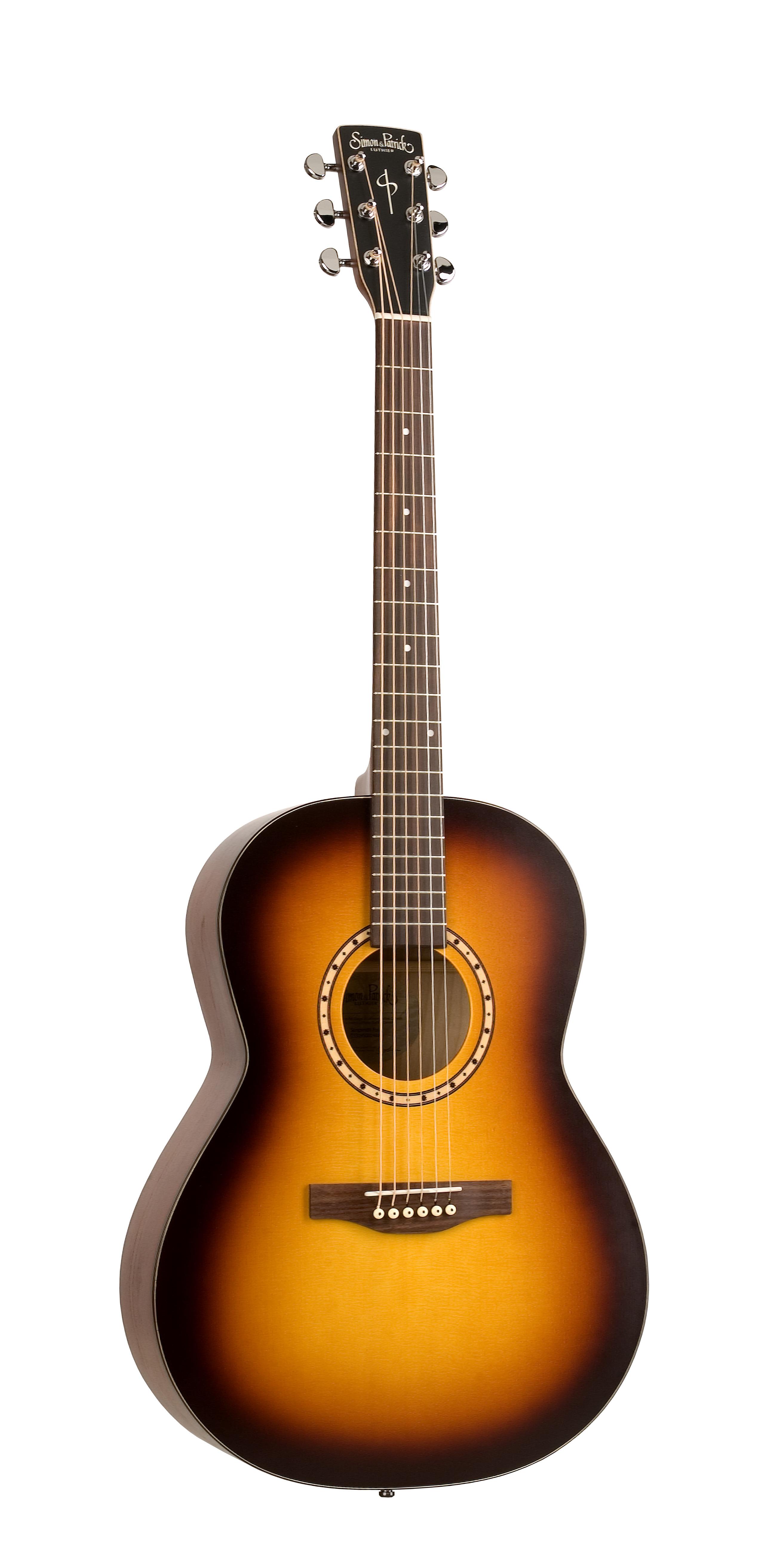 Simon & Patrick 33195 Songsmith Varnish Burst Folk Acoustic Guitar