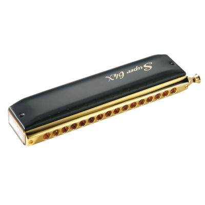 Hohner Chromatic Super 64 X Chromonica Harmonica