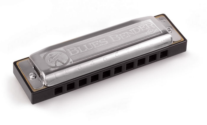 Hohner Blues Bender Harmonica