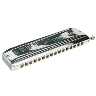Hohner Chromatic Super 64 Chromonica Harmonica