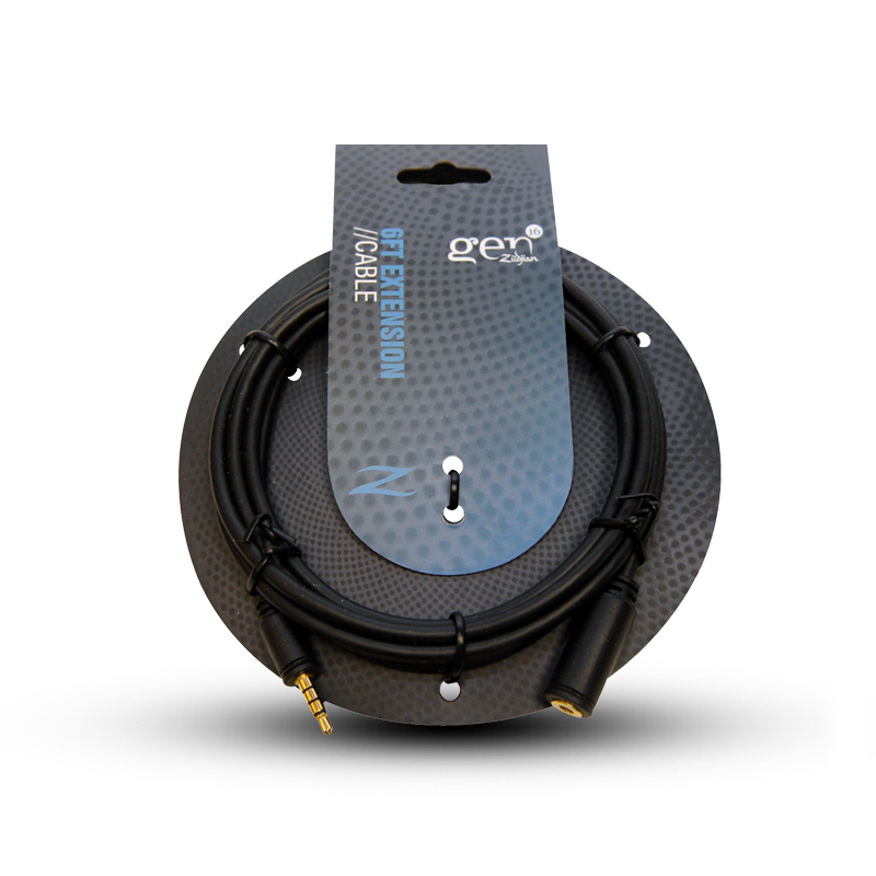 Zildjian Gen16 Single 6 ft. Cymbal Extension Cable