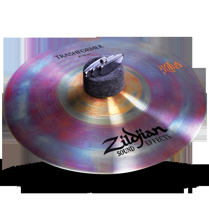 """Zildjian 8"""" FX Trashformer"""