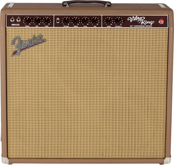 Fender Vibro-King® 20th Anniversary Edition Guitar Amp