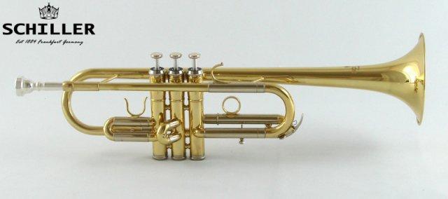 Schiller Model C Trumpet
