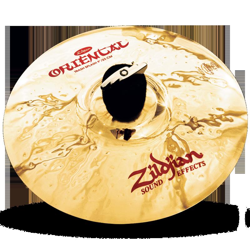 "Zildjian 9"" FX Oriental Trash Splash"