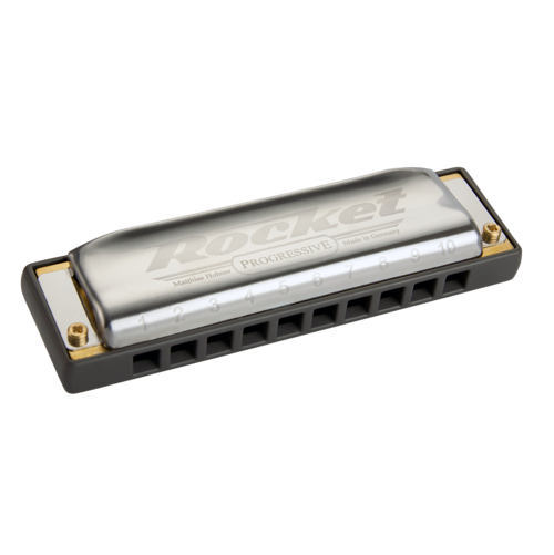 Hohner Diatonic Progessive Series - Rocket Low Tuned Harmonica