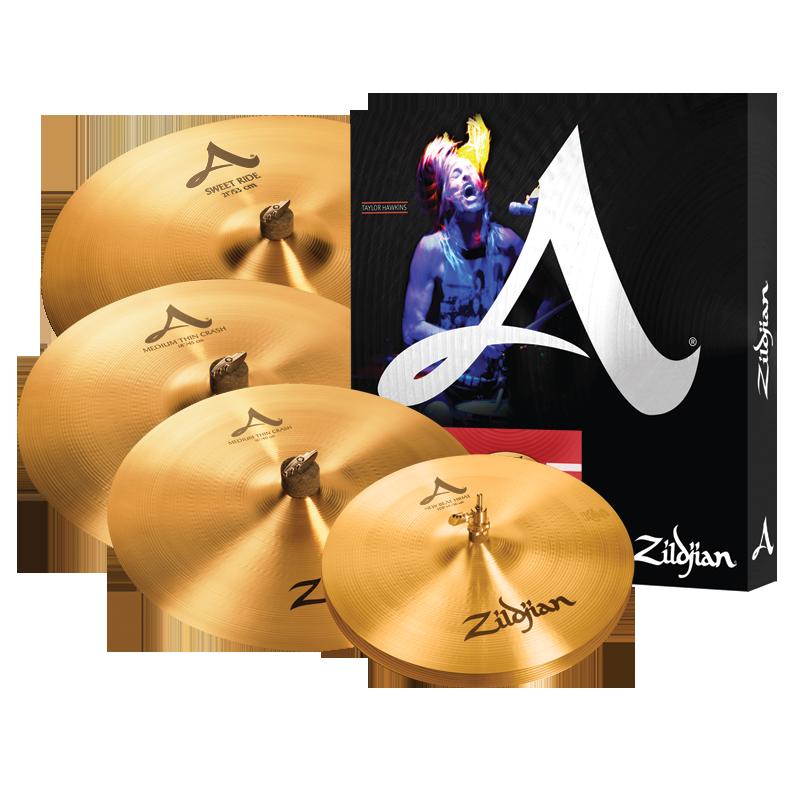Zildjian A Zildjian A391 Cymbal Set