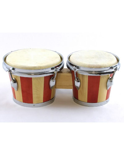 Trixon Striped Bongo Set - 7