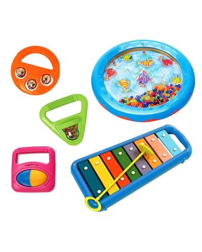 Hohner MS4001 Toddler Music Band